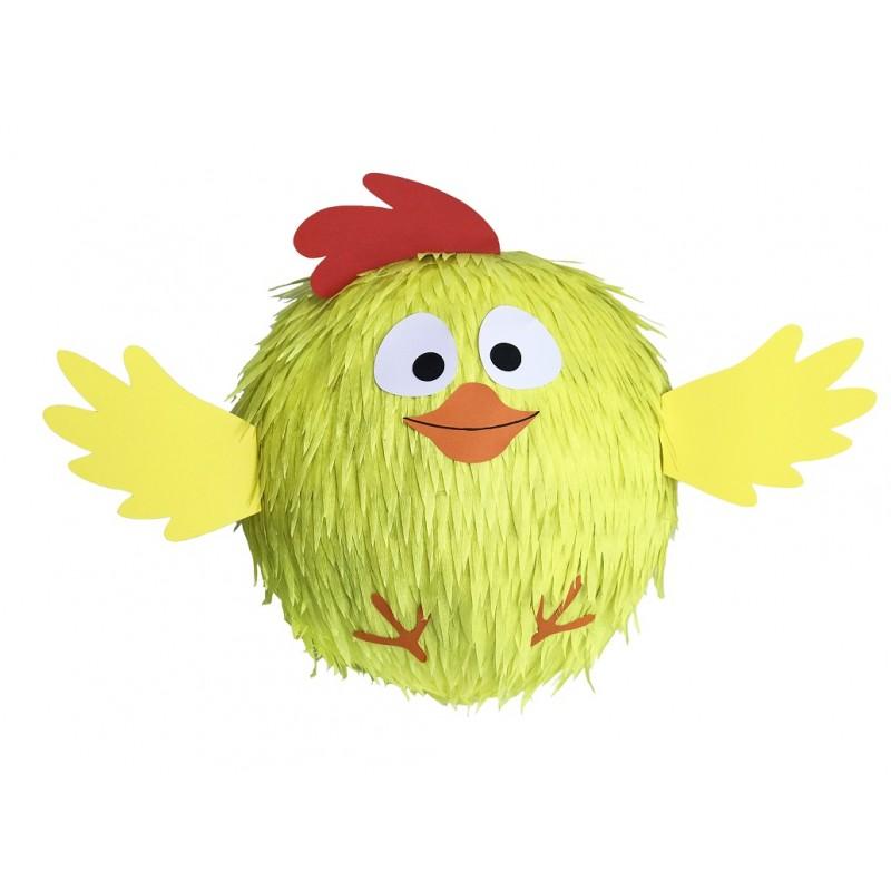 piniata kurczak pinata kurczaczek wielkanocna