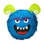 Piniata potwór niebieski pinata potworek urodzinowa dla dzieci